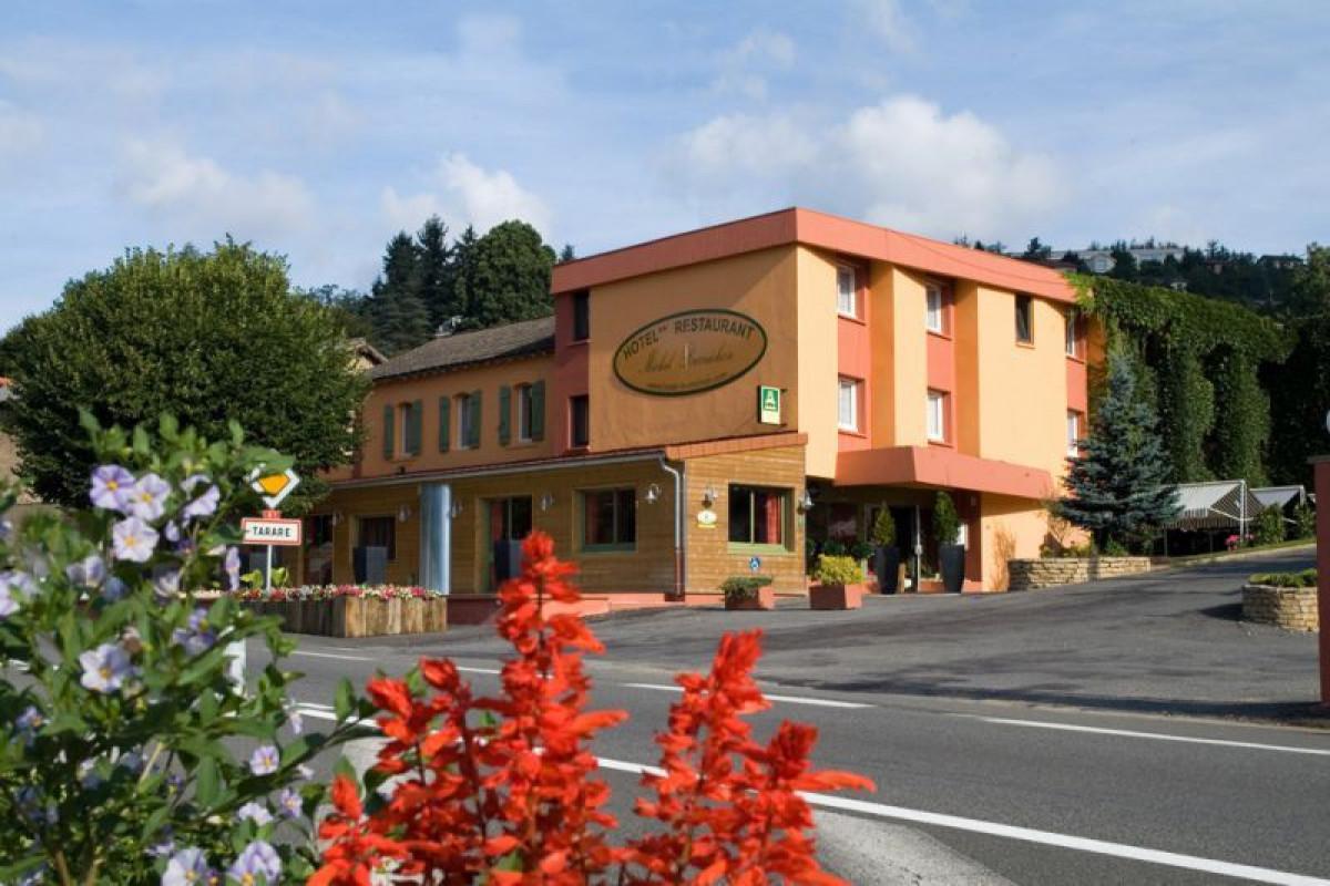 Hôtel restaurant Burnichon