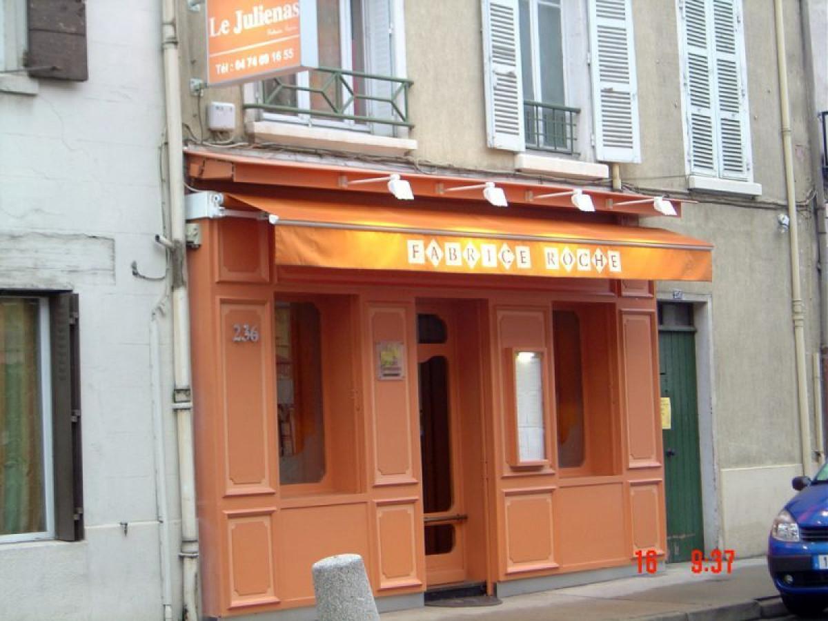 Restaurant le Juliénas